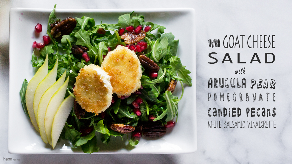 Goat Cheese Salad Banner