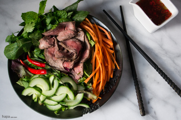 Thai Beef Salad Bottom Banner