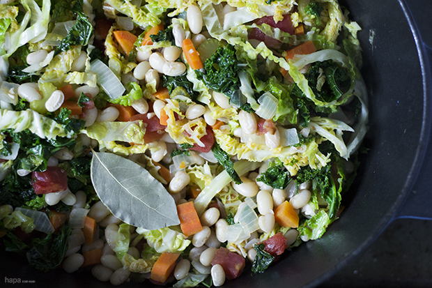 Tuscan Soup - Ingredients 3