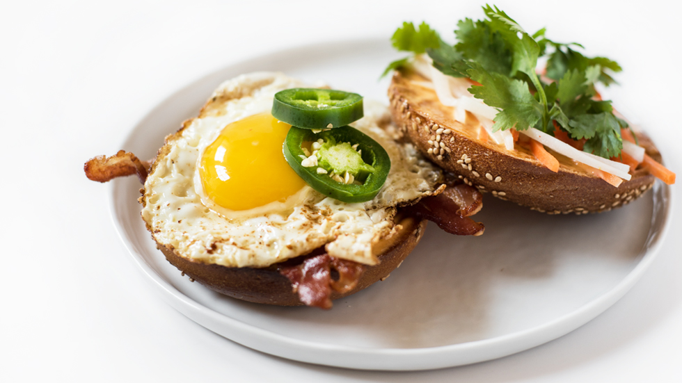 Breakfast Banh Mi Recipes — Dishmaps