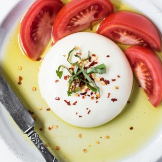 Make Homemade Mozzarella in just 30 minutes! Step-by-step photos included.
