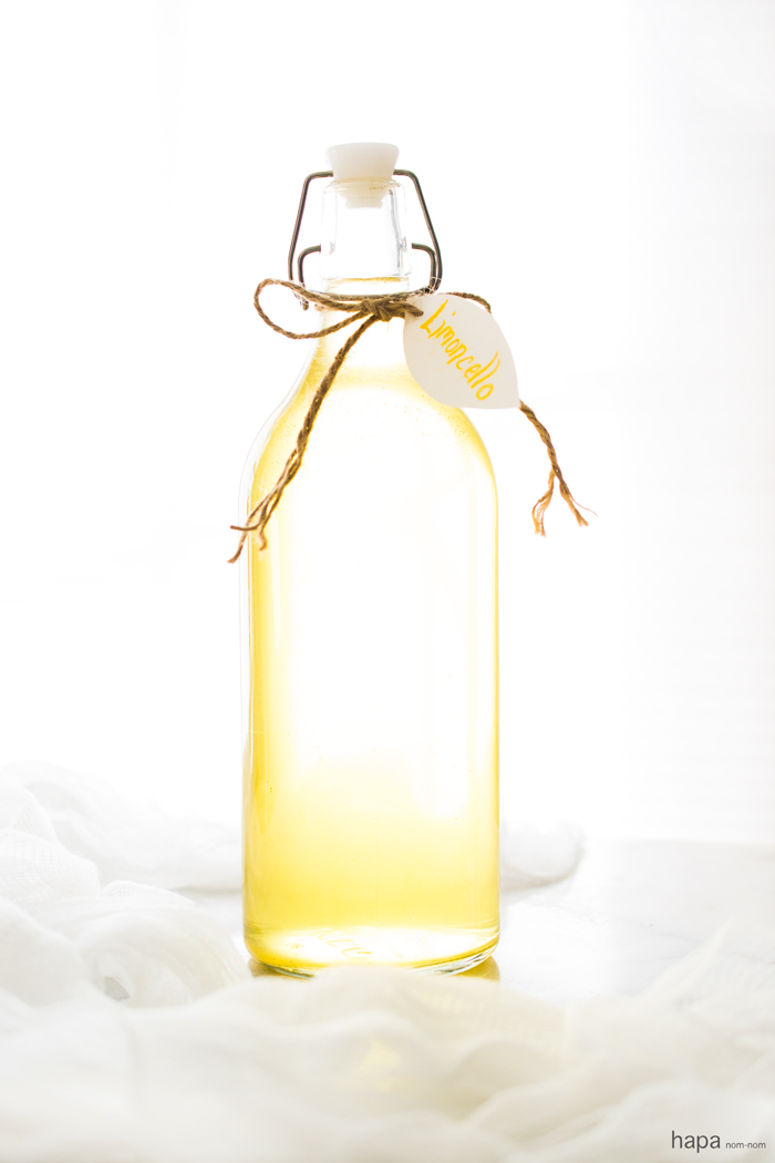 When life gives you lemons, make Limoncello