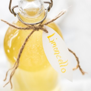When life gives you lemons, make limoncello!